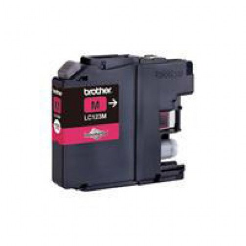 Brother IJ Cartridge Mag LC123M
