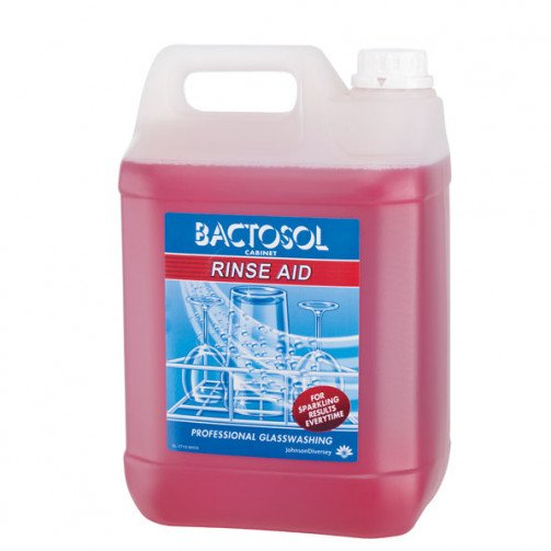 Bactosol Rinse Aid 5 litres