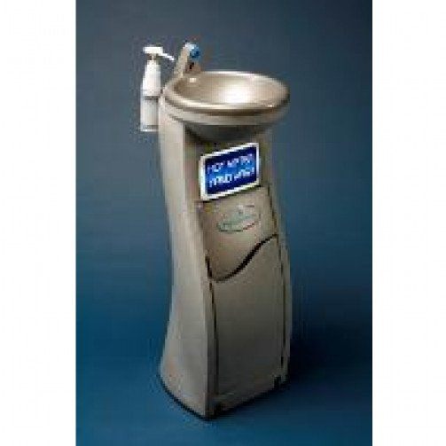 Teal Hygienius Hot Hand Wash System