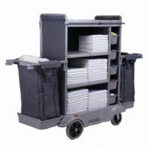 Numatic ServoKeeper House Keeping Trolley