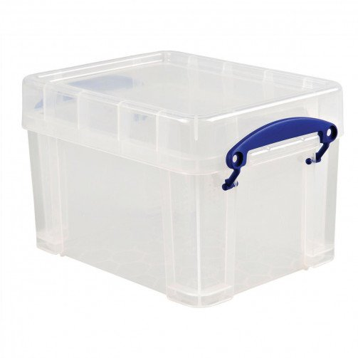Really Useful Products 3L Box Clear