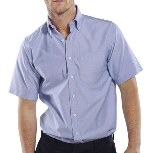 Oxford short sleeved shirt OXSSS