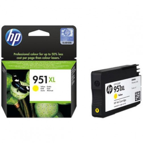 HP 951XL Ink Cart HY Yellow CN048AE