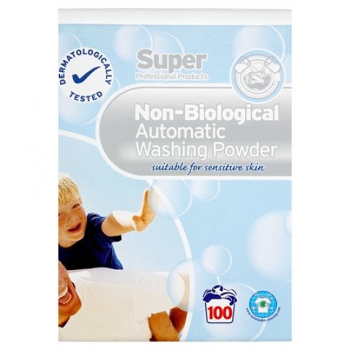 Super Non-Bio Washing Powder 6.8 kg 100 Washes.