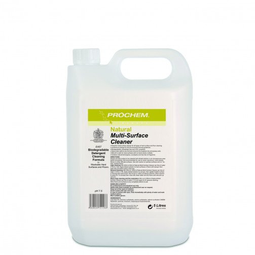 Prochem Natural Multi-Surface Cleaner 5 litre E457-05