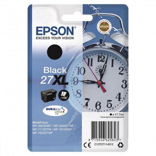 Epson 27XL InkJetCart HY BlkC13T27114012