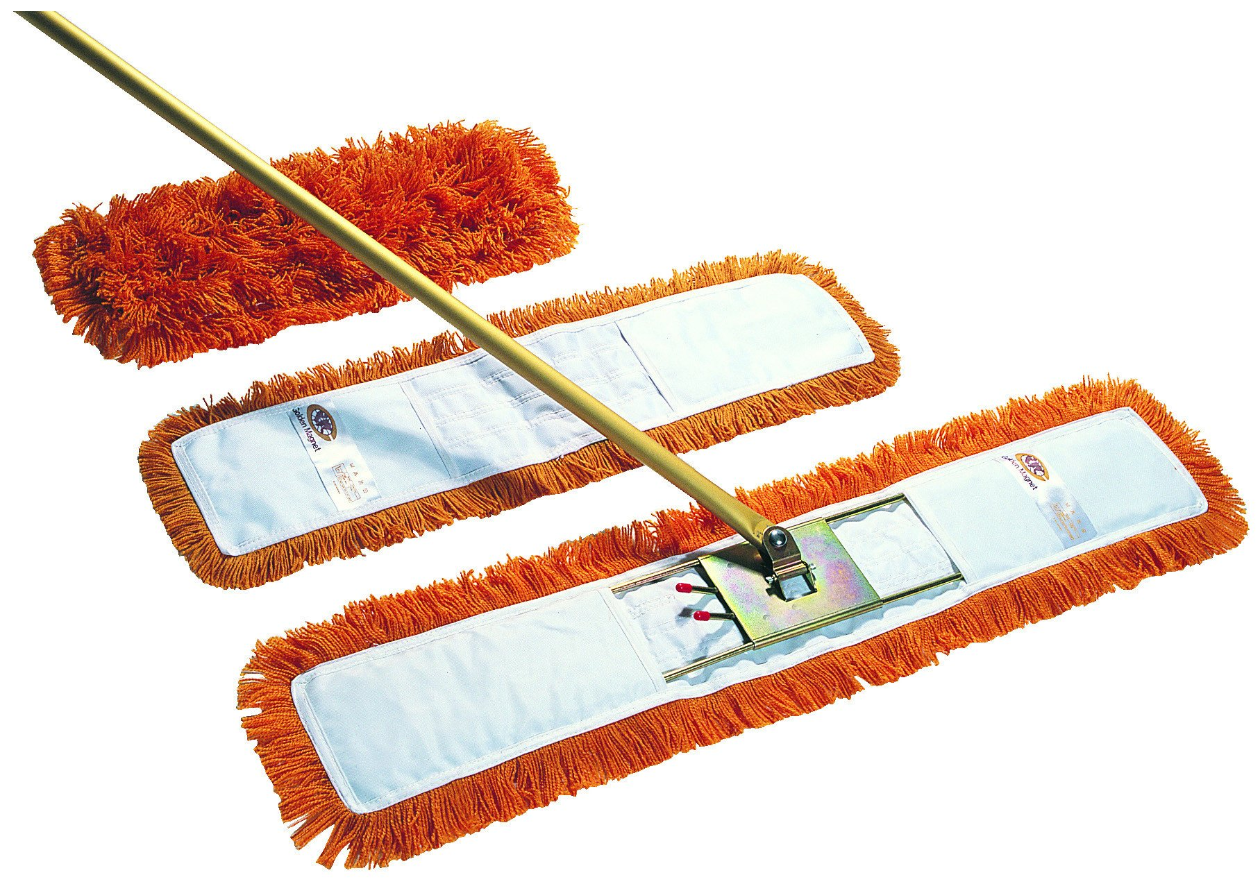 Golden Magnet Dust Control Sweeper 24 Janitorial