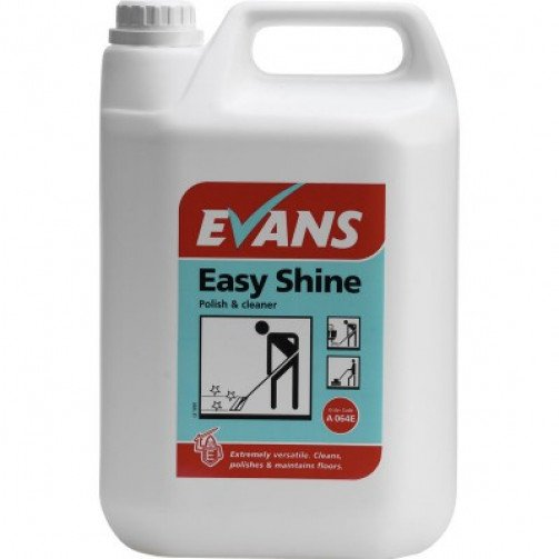 Easy Shine Floor Polish and Cleaner 5 Litre