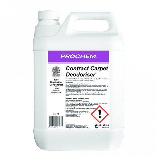 Prochem Cherry Carpet Deodoriser 5 Litres B224-05