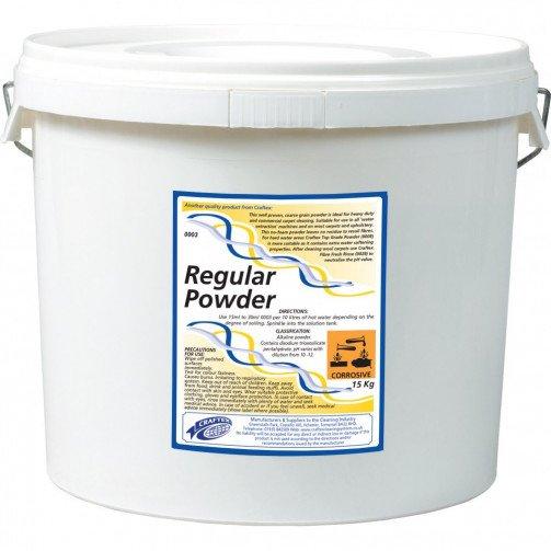 Craftex Regular Carpet Cleaning Powder 15kg