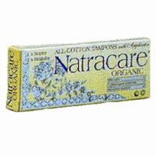 Natracare Tampons 140 x triple packs