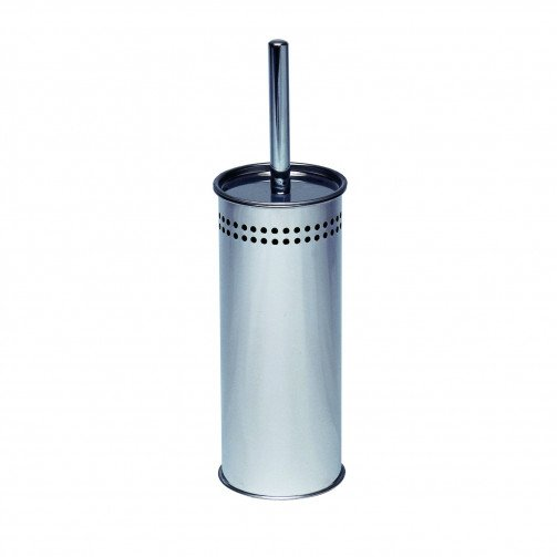 Toilet Brush and Holder S/Steel