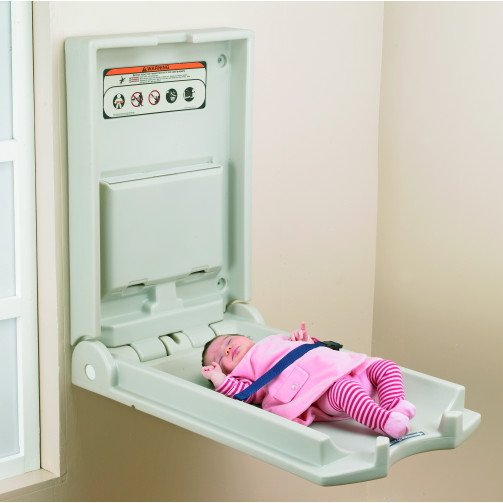 Baby Changing Unit  Vertical
