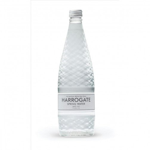 Harrogate Spark Water 750ml Glass Pk12
