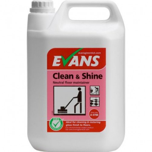 Clean and Shine Maintainer 5 Litre