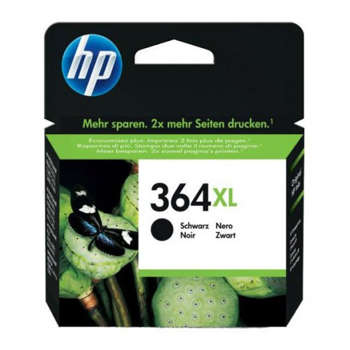 HP 364XL Inkjet Cart HY Black CN684EE