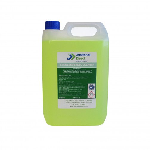 Stainless Steel Cleaner 5 Litres
