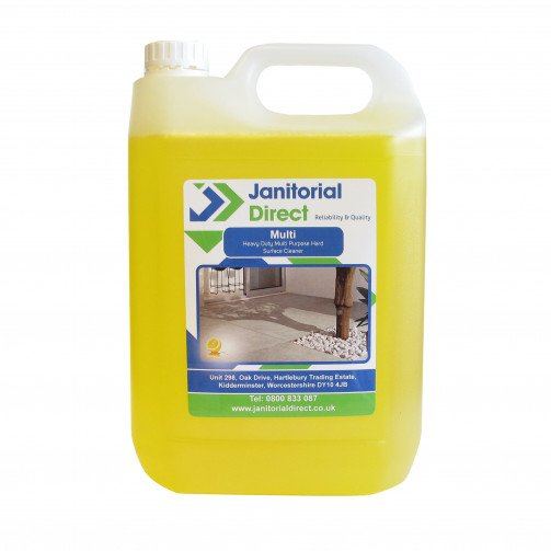 Lemon Hard Surface Cleaner 5 litre