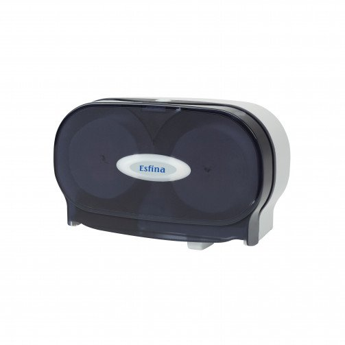 Esfina ESR200C Twin Coreless Toilet Roll Dispenser