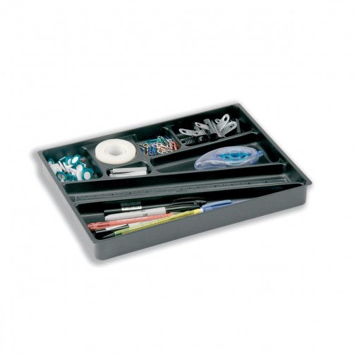 Durable CatchAll DrwrInsrtBlk 1712004058