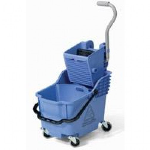 Hi-Bak Dual Kentucky Mop Bucket