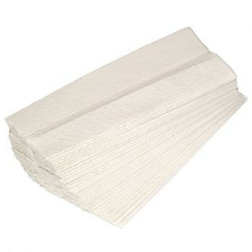 C-Fold Hand Towels 1ply White 2640