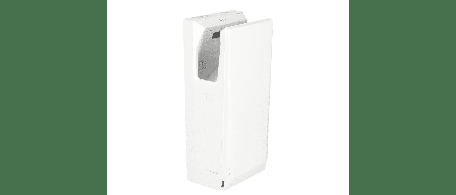 Mitsubishi Hand Dryer Jet Towel Heated White Janitorial