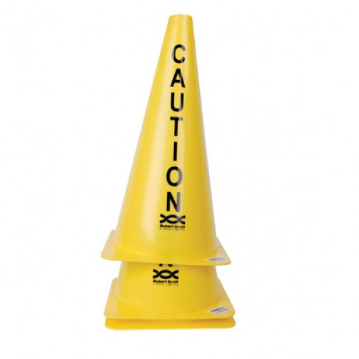 Stackable Caution Cone