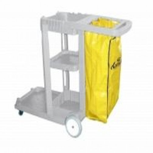 Structocart Carry All Mobile Trolley Grey