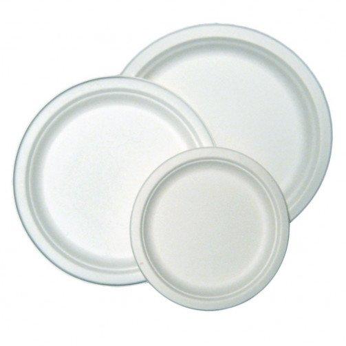 Vegware Bagasse Tableware.