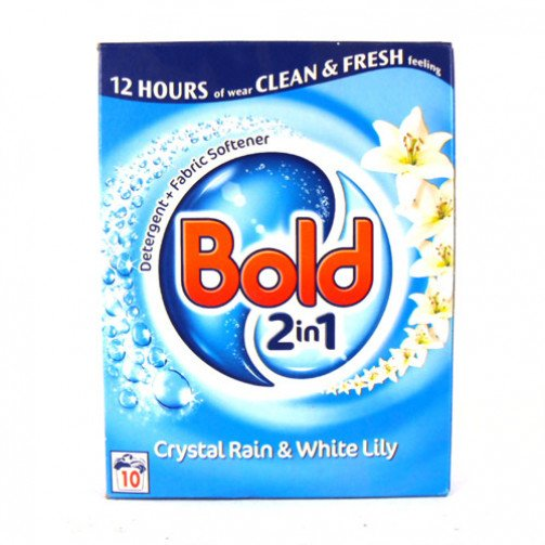 Bold 2 In 1 Washing Powder 130 Wash
