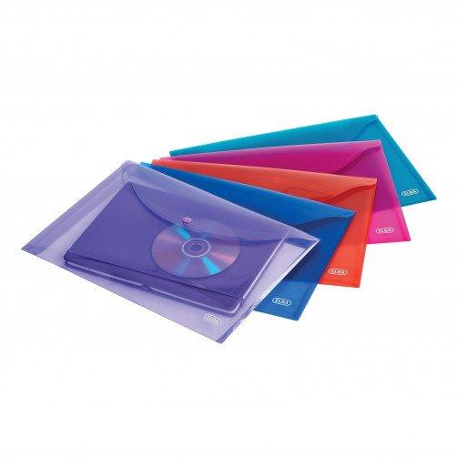 Elba Snap Wallets A4 Astd Pk5 100201306