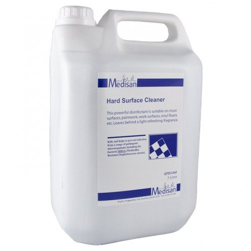 Medisan Hard Surface Cln 5 litre