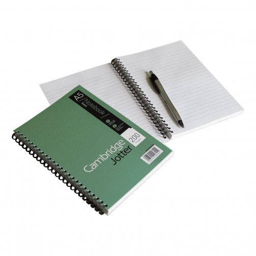 Cambridge Jotter A4Wbound Nbk400039062