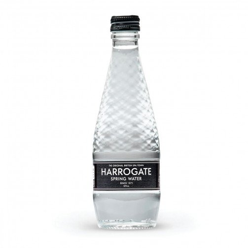 Harrogate Still Water 330ml Glass Pk24