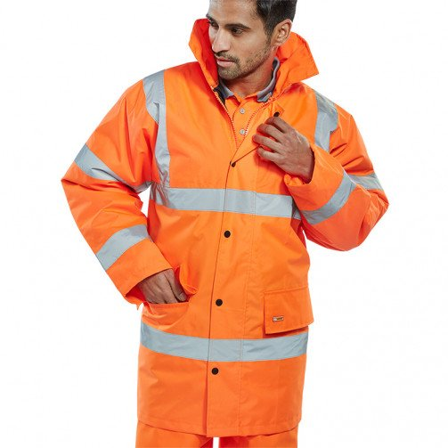 Constructor Traffic Jacket CTJENG