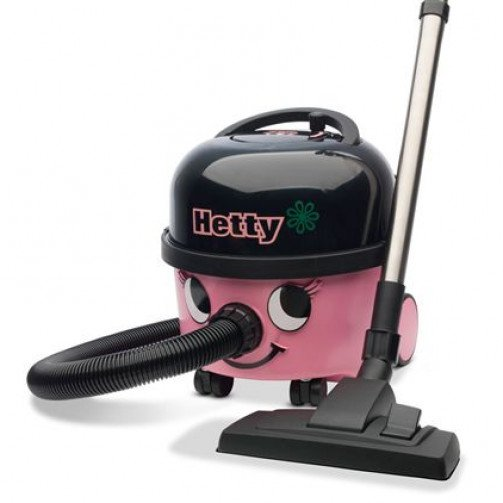 Numatic Hetty Pink Vacuum Cleaner HET 160 Compact