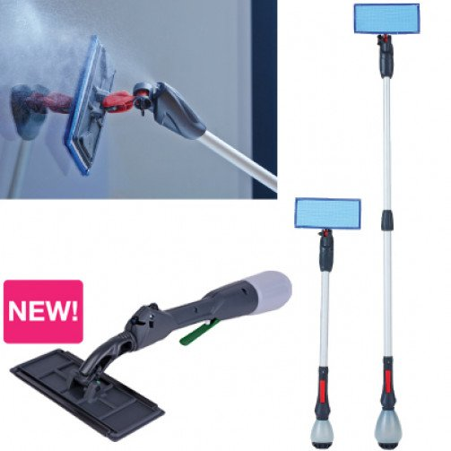 Cleano Internal & External Cleaning System