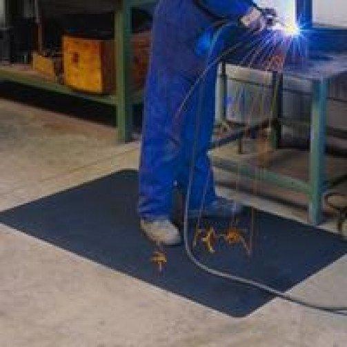 Texture Top Roll Mat Anti Slip 2 '  x 75 '