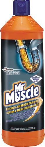 Mr Muscle Drain Cleaner X 1 Litre Janitorial Direct Ltd