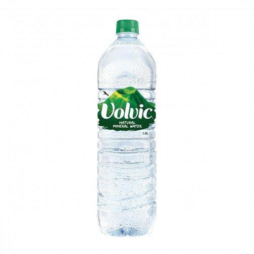 Volvic 1.5Ltr Water Still Bottle Pk12