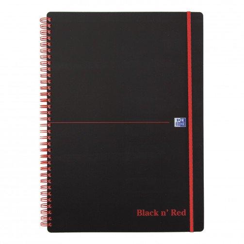 Black n Red Nbk A4W/bndPPElstc 100080166