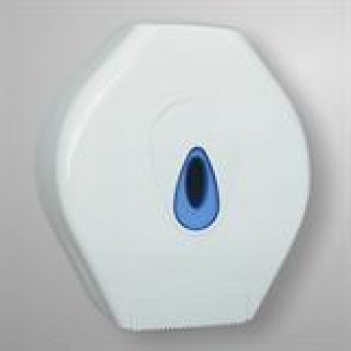 Modular Maxi Jumbo Plastic Toilet Roll Dispenser