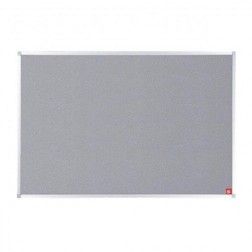 5 Star Felt Board Alu Trim 1200x900 Gry