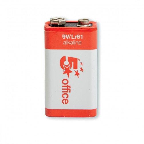 5 Star Battery 9V 632853 PK1
