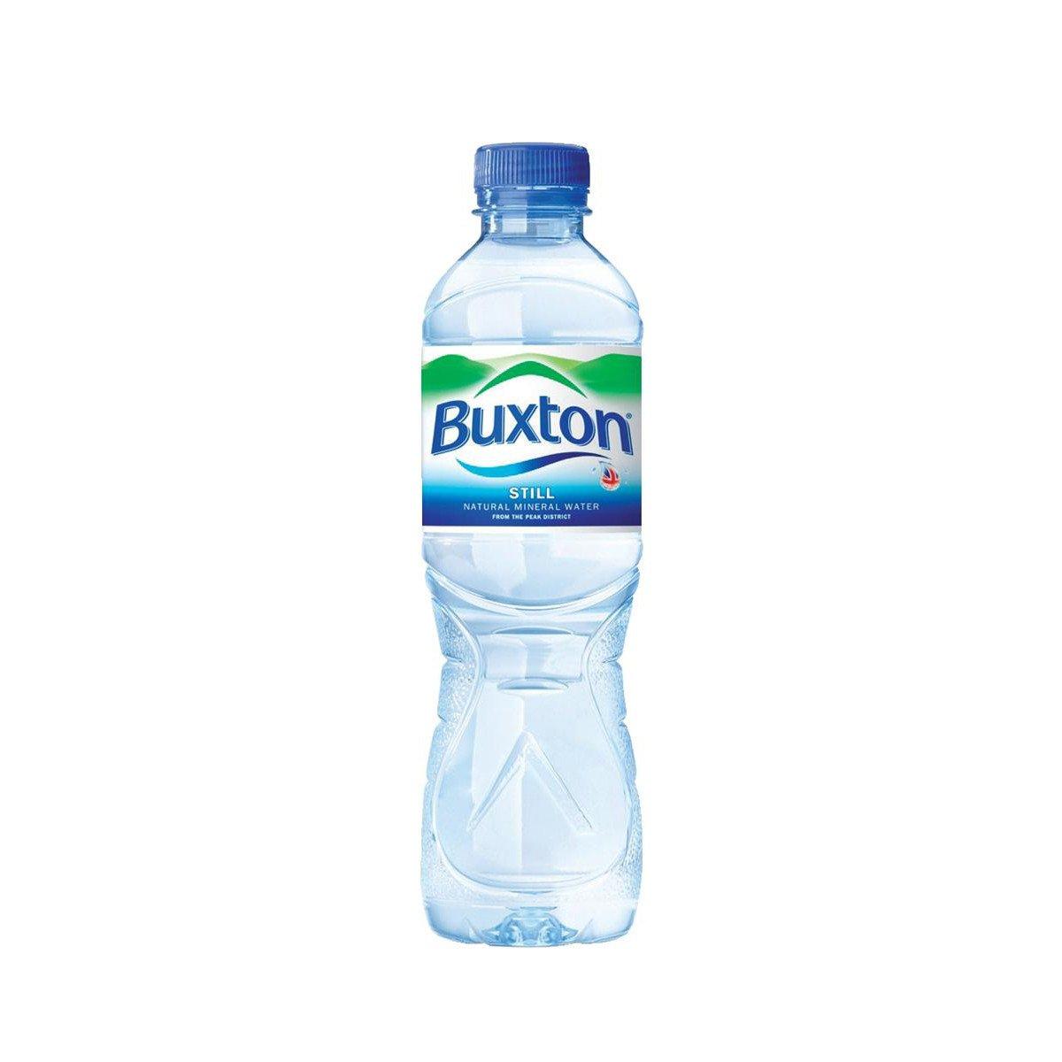 Buxton 500ml Water Still Pk24 Janitorial Direct Ltd