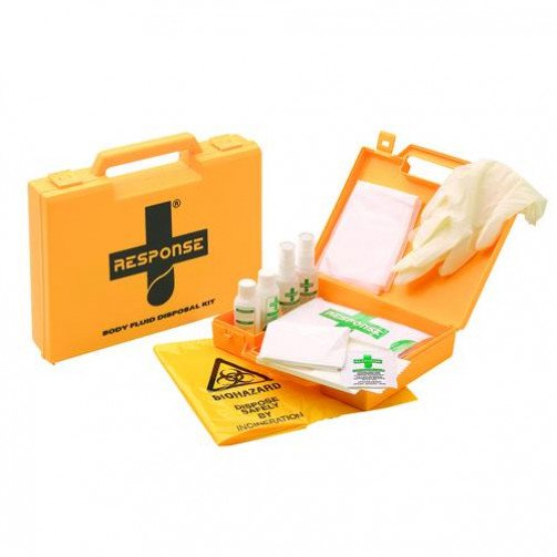 Body Fluid Spill Cleanup Kit