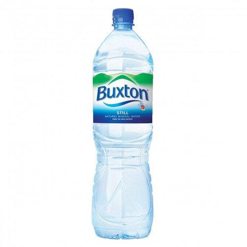 Buxton 1.5Ltr Water Still Bottle Pk6