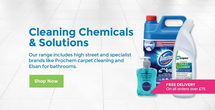 Cleaning Chemicals & Solutions